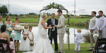 Duran Golf Club weddings in Melbourne FL