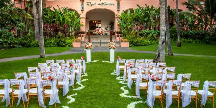 The Royal Hawaiian, a Luxury Collection Resort wedding venue picture 3 of 15 - Provided by: The Royal Hawaiian, a Luxury Collection Resort