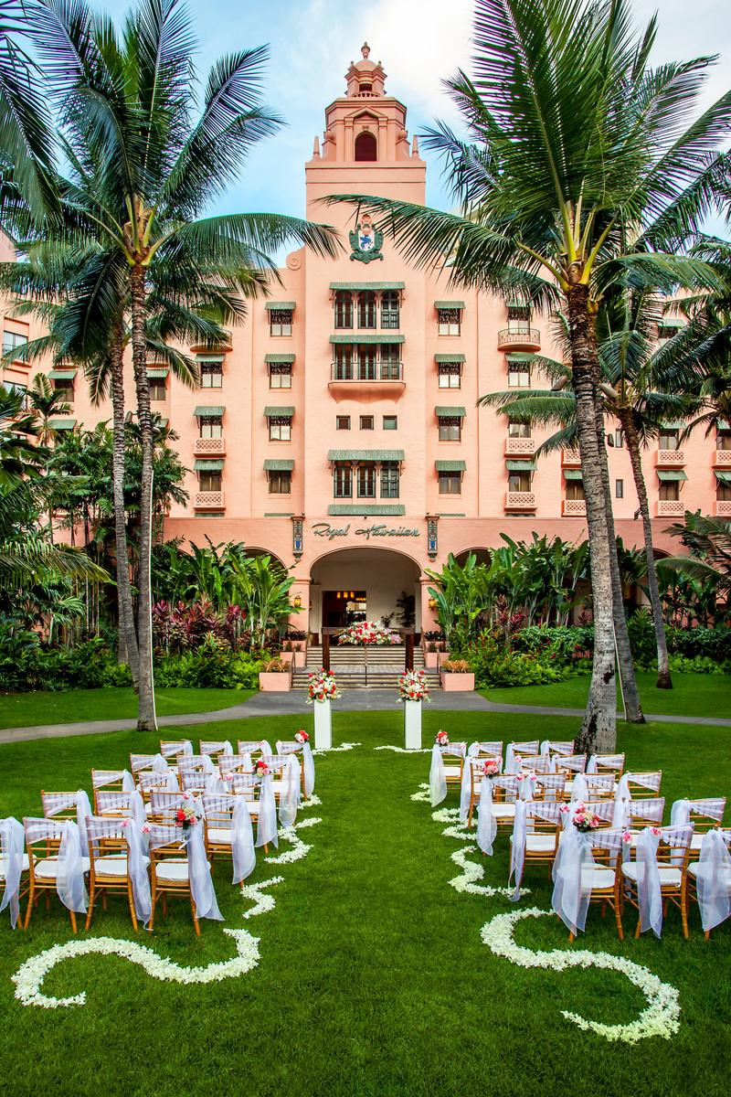 the royal hawaiian weddings get prices for wedding