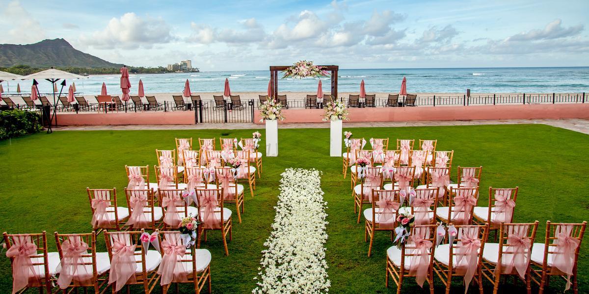 The Royal Hawaiian Weddings