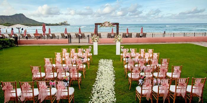 The Royal Hawaiian A Luxury Collection Resort Weddings Get Prices