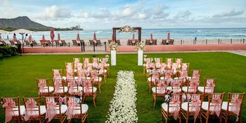 The Royal Hawaiian, a Luxury Collection Resort weddings in Honolulu HI