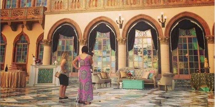 The Ringling Ca D Zan Mansion Wedding Venue Picture 5 Of 11