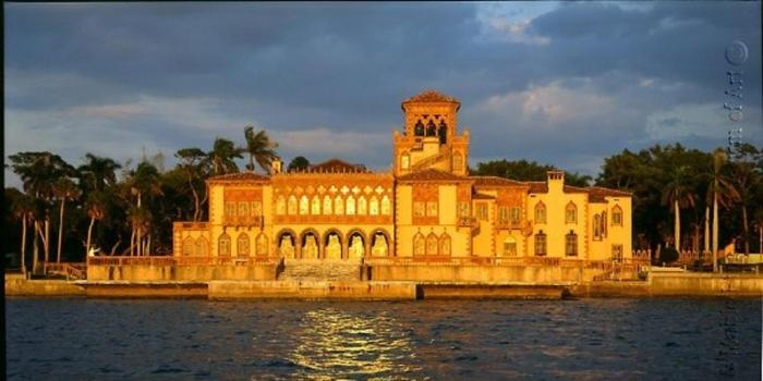 The Ringling Ca D Zan Mansion Wedding Venue Picture 9 Of 11