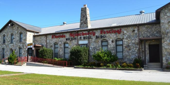 Milton E. Hull Historical Armory Building wedding Tampa