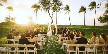 Westin Ka'anapali Ocean Resort and Villas wedding packages