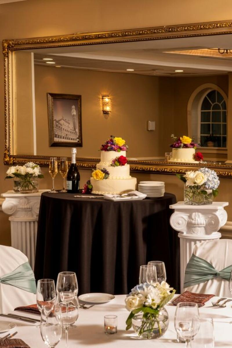 The Siena Hotel wedding venue picture 6 of 7 - Provided by: The Siena Hotel