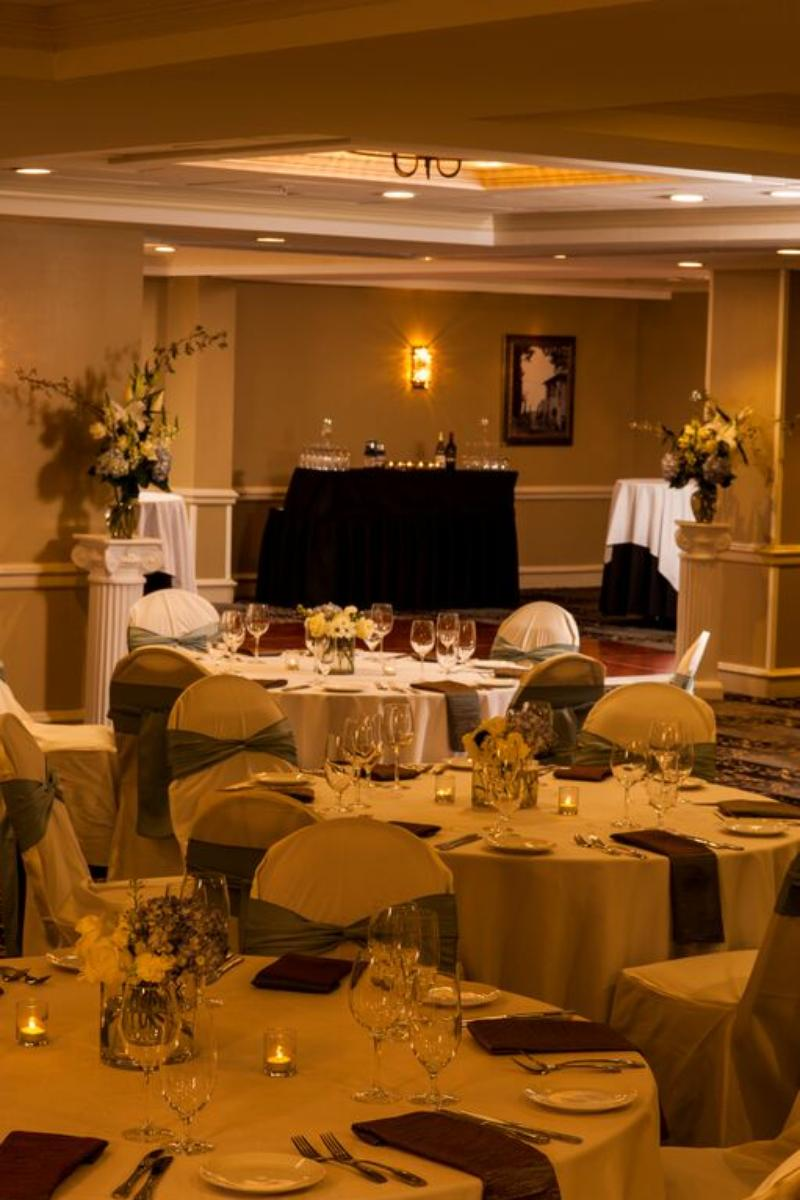 The Siena Hotel wedding venue picture 5 of 7 - Provided by: The Siena Hotel