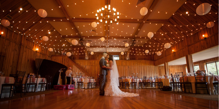 The Pavilion on Crystal Lake wedding venue picture 2 of 16 - Photo by : Studio 1923