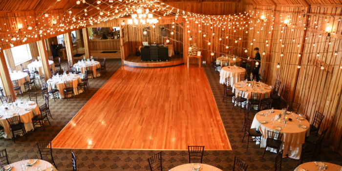 The Pavilion on Crystal Lake wedding venue picture 7 of 16 - Photo by: Jewel Photo
