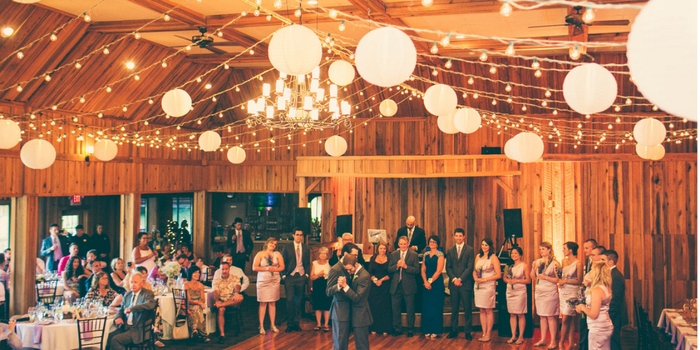 The Pavilion on Crystal Lake wedding venue picture 8 of 16 - Photo by: Erica Camille Productions