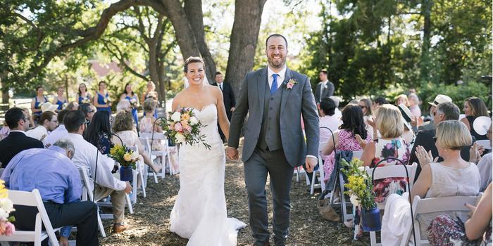 Walnut Creek Historical Society - Shadelands Ranch Museum wedding East Bay