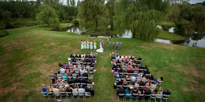 The Barns at Wesleyan Hills wedding venue picture 14 of 16 - Photo by: Studio 1923