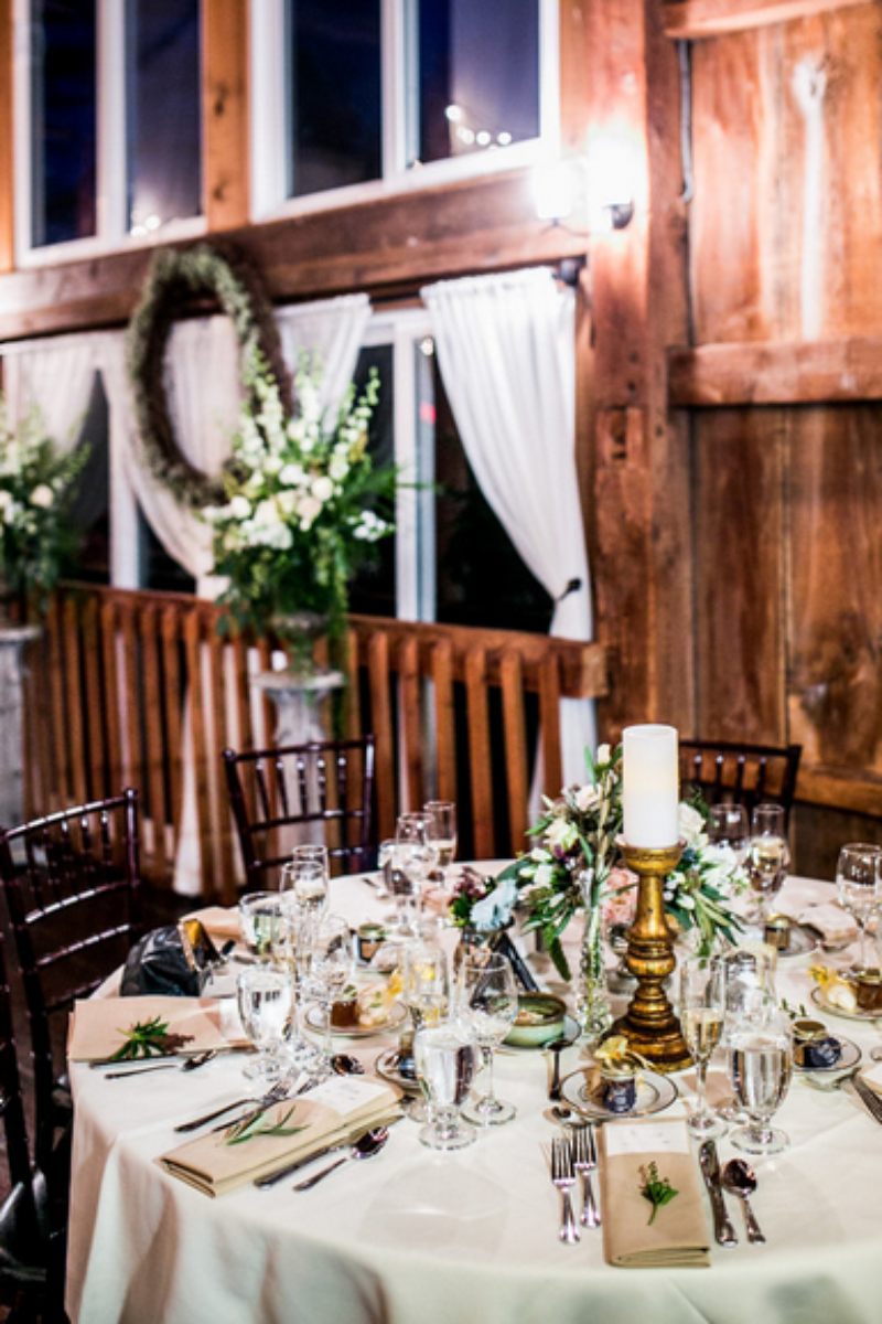 The Barns at Wesleyan Hills wedding venue picture 7 of 16 - Photo by: Sage Studios
