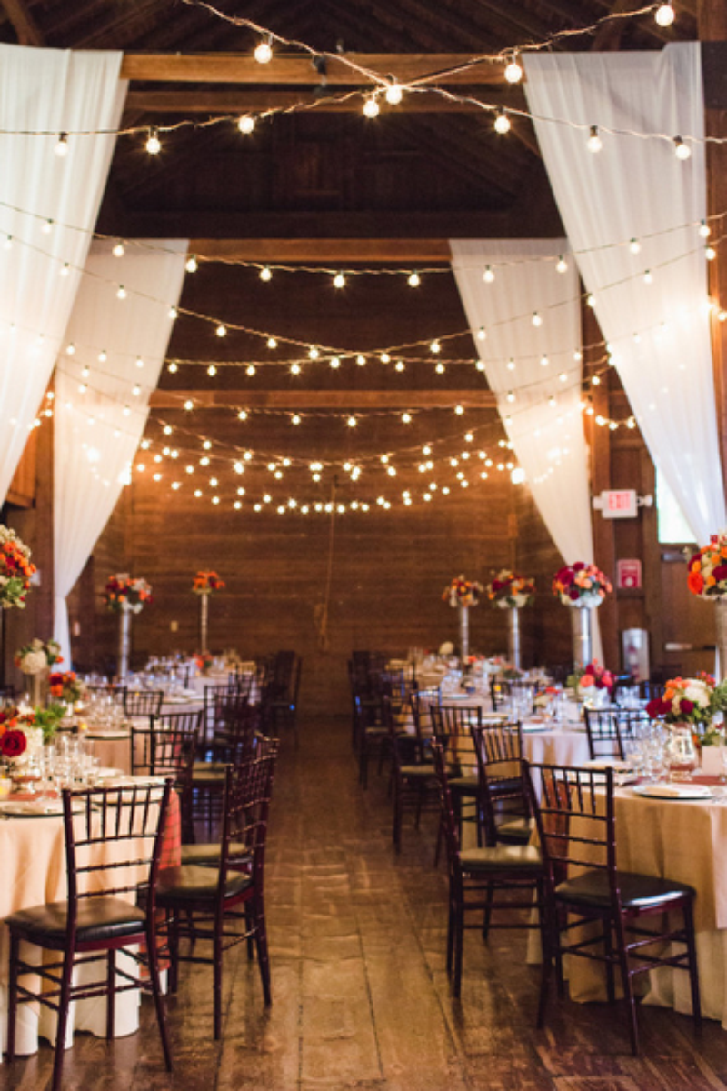 The Barns at Wesleyan Hills wedding venue picture 10 of 16 - Photo by: Ashley Caroline Photography