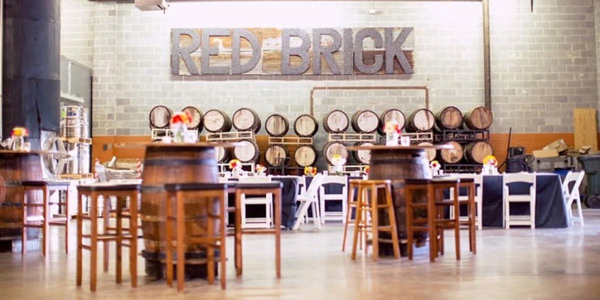 Red Brick Brewing Company Weddings