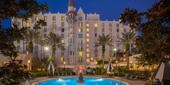 Castle Hotel weddings in Orlando FL