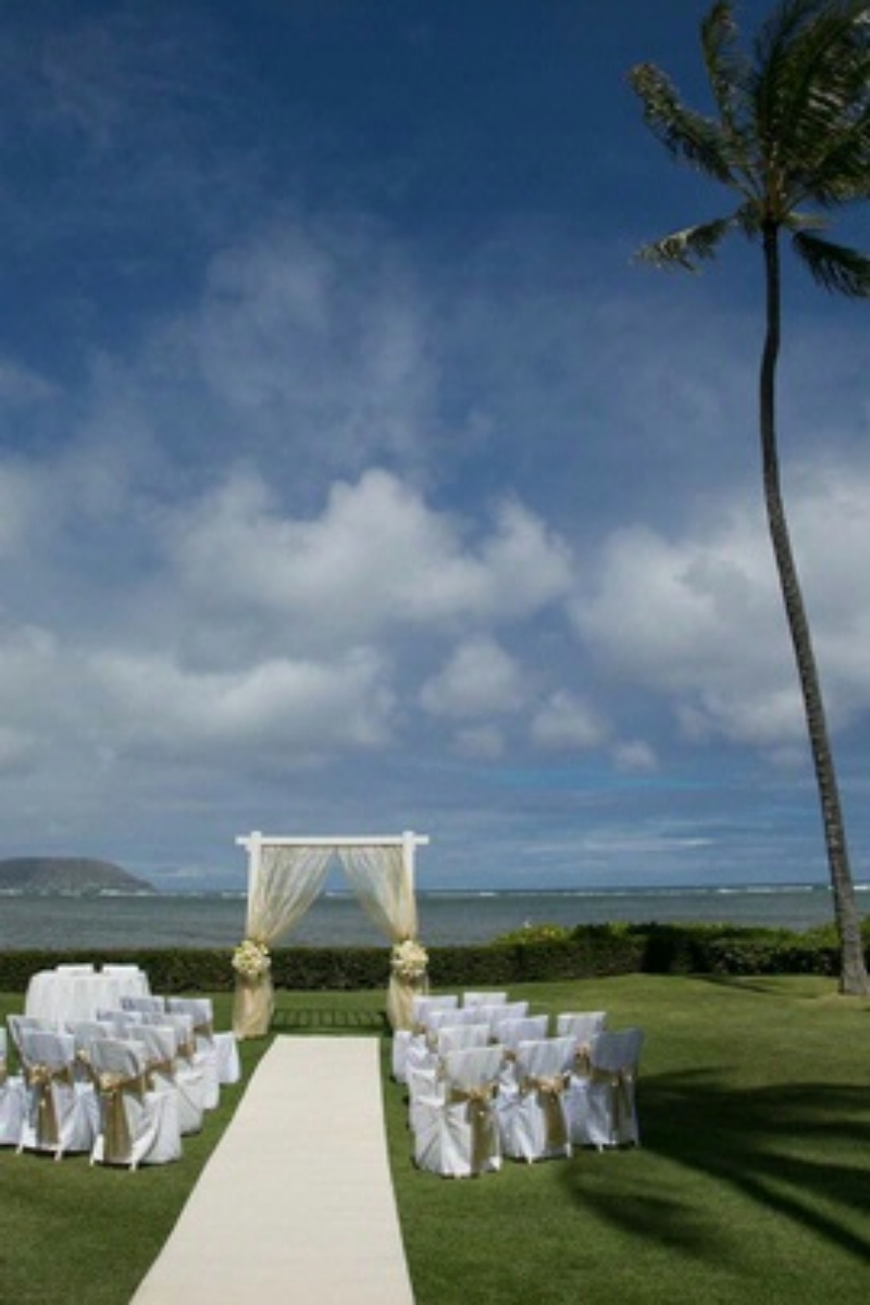 The Kahala Hotel & Resort wedding venue picture 8 of 13 - Provided by: The Kahala Hotel & Resort