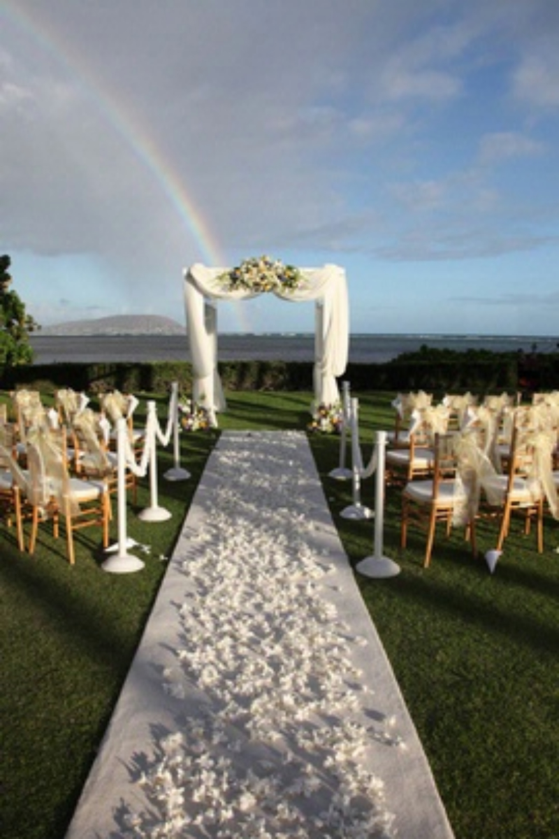 The Kahala Hotel & Resort wedding venue picture 9 of 13 - Provided by: The Kahala Hotel & Resort