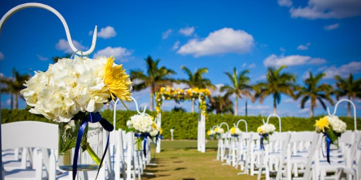 National Croquet Center Weddings | Get Prices for Wedding ...