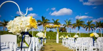 National Croquet Center weddings in West Palm Beach FL