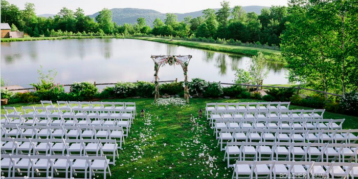 The Ponds at Bolton Valley wedding Vermont