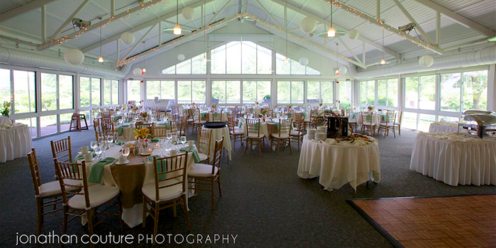 The Atrium at The Essex wedding venue picture 14 of 16 - Photo by: Jonathan Couture Photography