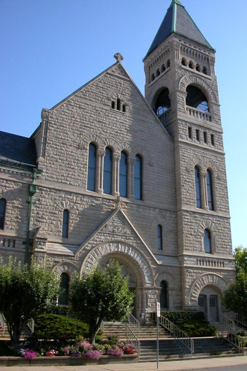 St. Ambrose Cathedral Weddings   Get Prices for Wedding ...