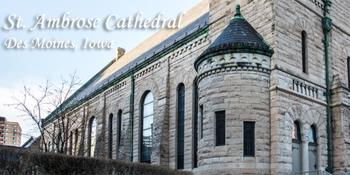 St. Ambrose Cathedral weddings in Des Moines IA