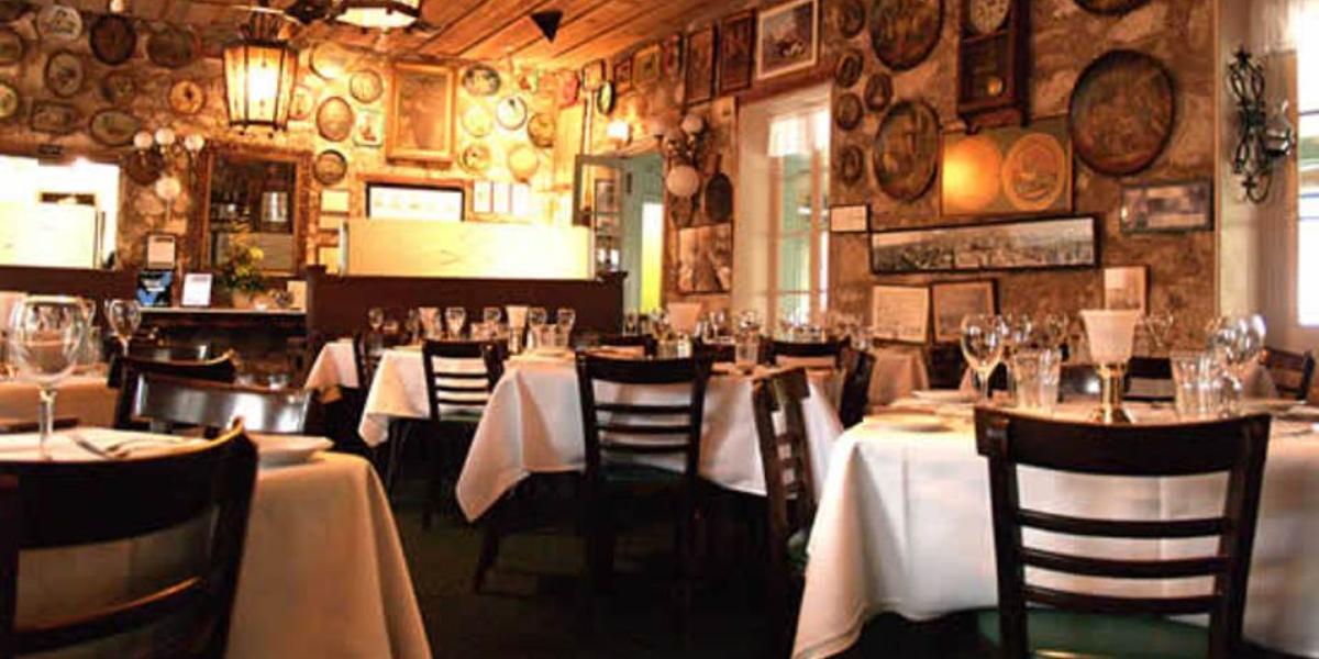 San Antonio Area Venues: Little Rhein Steakhouse Weddings