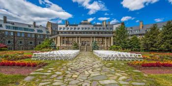 Skytop Lodge weddings in Skytop PA
