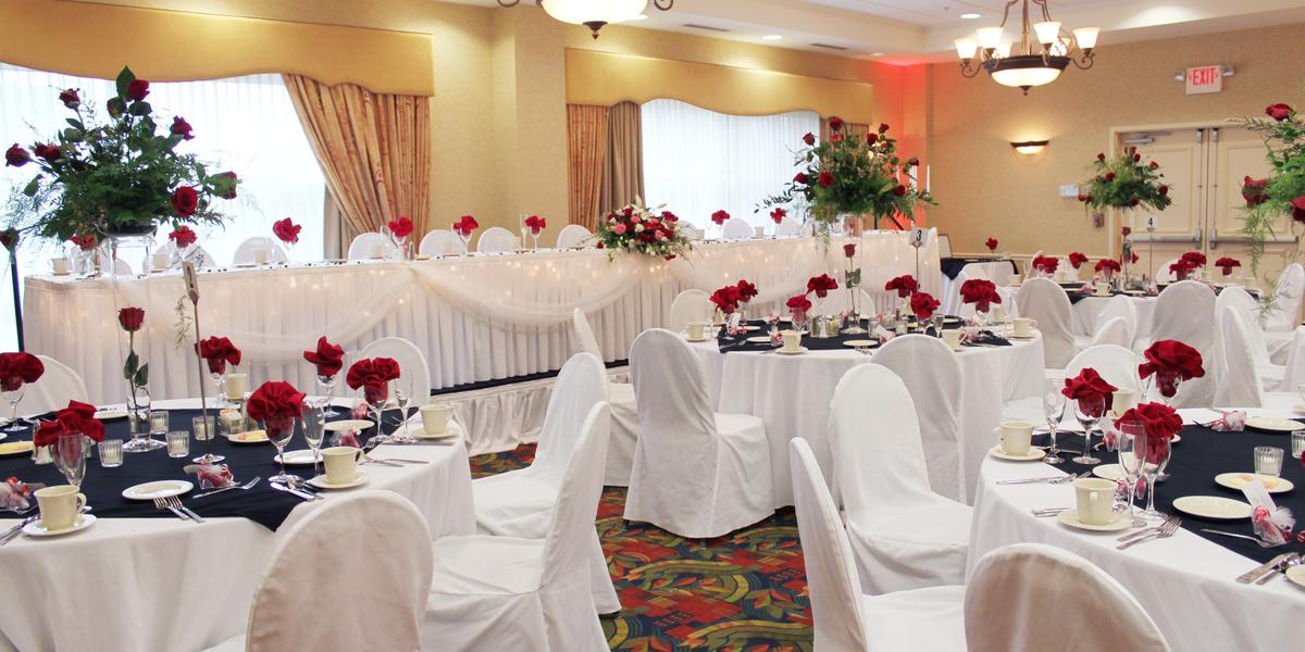 Hilton Garden Inn Buffalo Airport Weddings In Cheektowaga NY