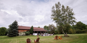 Eddie Adams Barn weddings in Jeffersonville NY