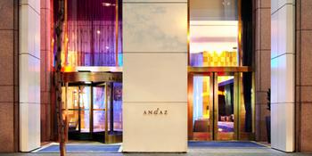 Andaz Wall Street weddings in New York NY