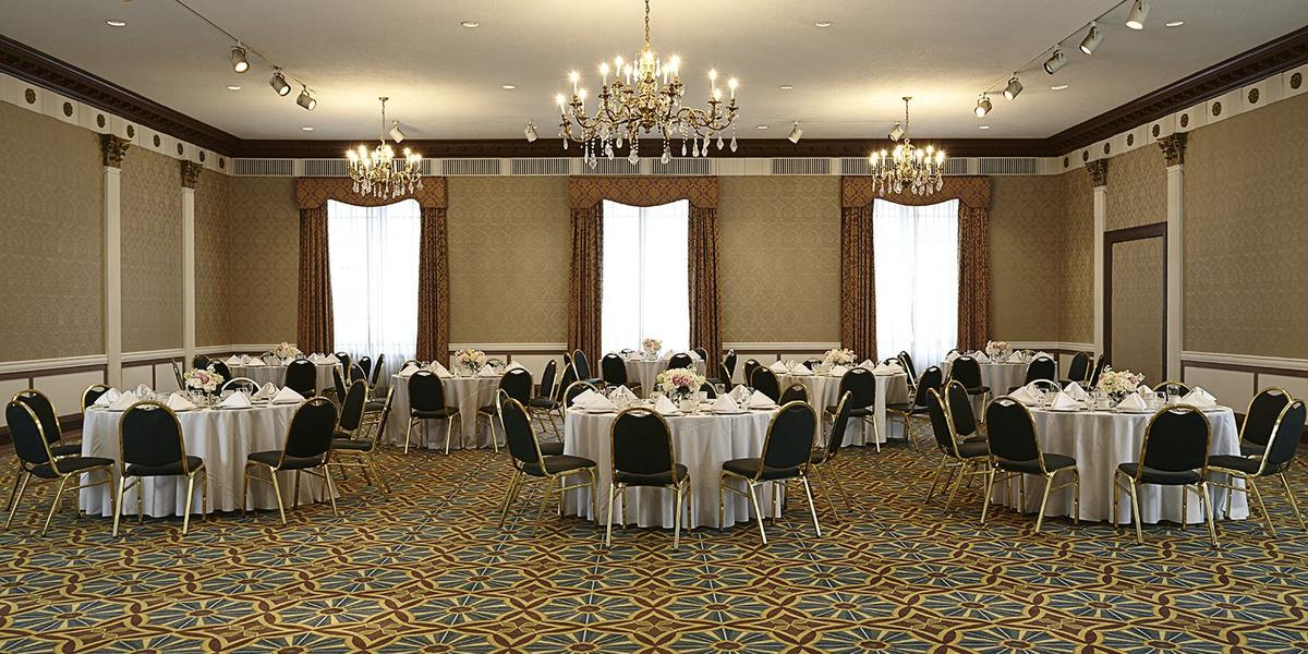 New york 39 s hotel pennsylvania weddings get prices for for Best wedding venues in new york state