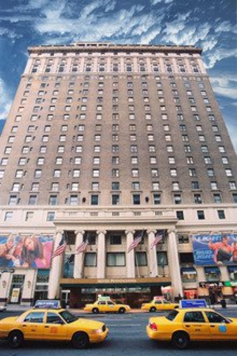 new york's hotel pennsylvania weddings  get prices for