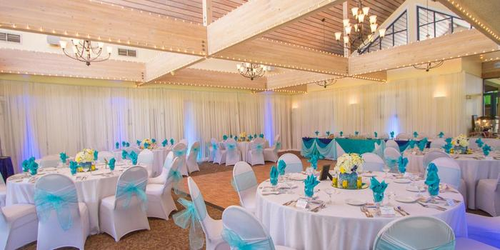 The Clubhouse at Dad Miller Golf Course wedding venue picture 1 of 11 - Provided by: The Clubhouse at Dad Miller Golf Course