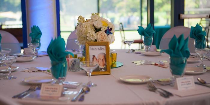 The Clubhouse at Dad Miller Golf Course wedding venue picture 2 of 11 - Provided by: The Clubhouse at Dad Miller Golf Course