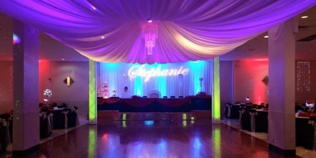 Salon de js wedding arlington tx for A j pinder salon grand rapids