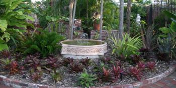 Key West Garden Club weddings in Key West FL