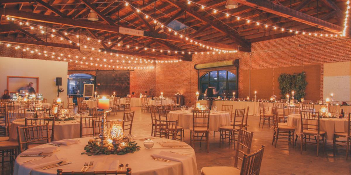 Morean Center For Clay Weddings