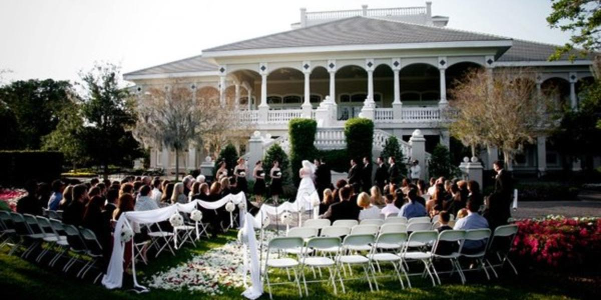 Golden Ocala Golf & Equestrian Club Weddings