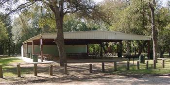 Riverside Park weddings in Brownwood TX