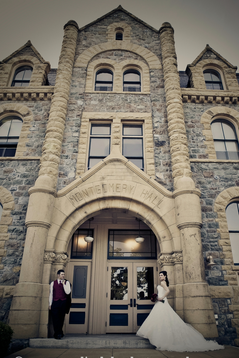 San Francisco Theological Seminary wedding venue picture 11 of 12 - Photo by: Melinda le Photography