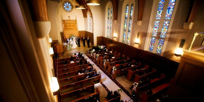 San Francisco Theological Seminary wedding venue picture 2 of 12 - Photo by:  Junshien International Photographers