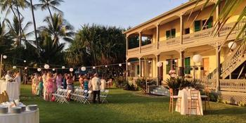 Hulihe`e Palace weddings in Kailua-Kona HI