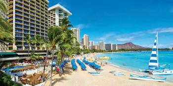 Outrigger Waikiki on the Beach wedding packages