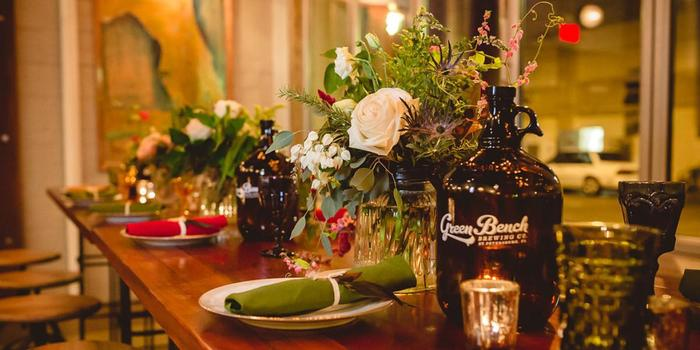 Green Bench Brewing Co. wedding venue picture 1 of 5 - Photo by: Cat Pennenga Photography