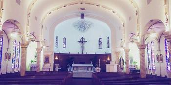 St. Henry Catholic Church and Parish Hall weddings in San Antonio TX
