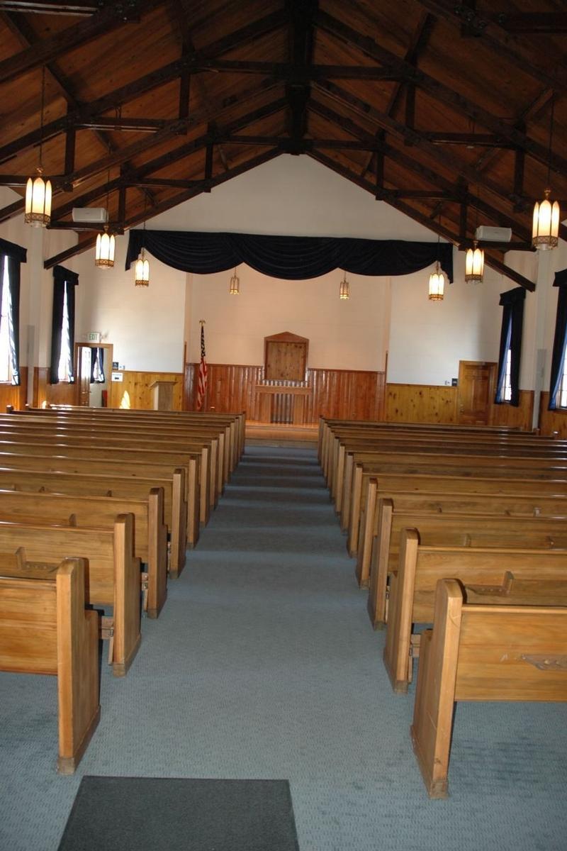 Eisenhower Chapel Weddings